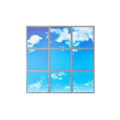 Set of 9 Sky Cloud Scene LED Panels 600mm x600mm
