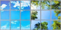 Individual Sky Scene LED Panels 600mm x 600mm