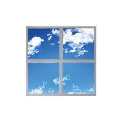 Set of 4 Sky / Cloud Scene 1